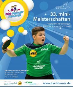 Mini Meister Plakat