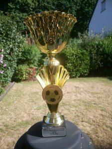 Dorf Spielt Fußball 2019_Pokal